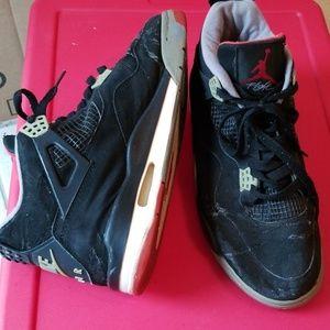 RARE Air Jordan IV RETRO 4 authentic Nike originl